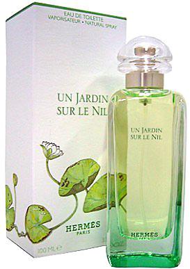 Hermes un jardin sur le nil levn 50 ml parf my cosmo cz for Jardin sur le nil