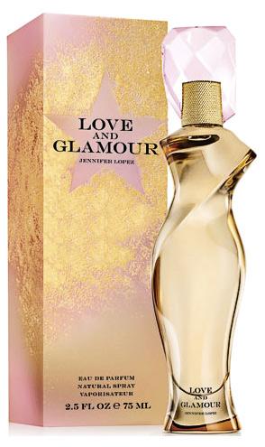 Jennifer Lopez Love  Glamour on Jennifer Lopez Love And Glamour Edp 75ml   Sleva   Parf  My Cosmo Cz