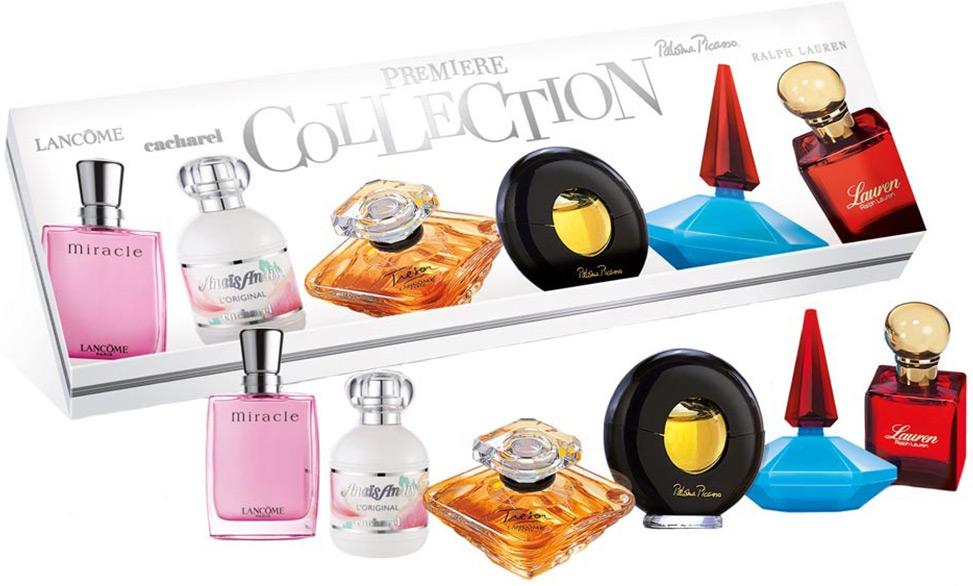 a2473ec68 Lancome Tresor Kolekce - sada 6 miniatur parfémů