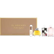 Burberry Miniatury Kolekce - sada 4 miniatur parfémů