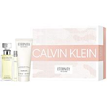 Calvin Klein Eternity Dárková sada EdP 100ml + EdP 10ml + tělové mléko 200ml
