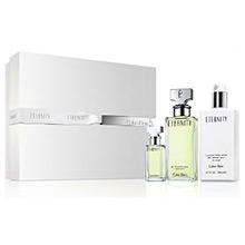 Calvin Klein Eternity Dárková sada EdP 100ml + EdP 15ml + tělové mléko 200ml