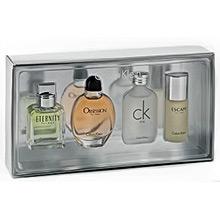 Calvin Klein Kolekce pro muže Dárková sada 4 parfémů