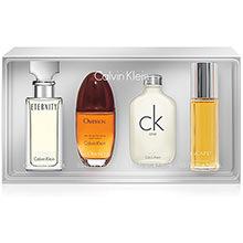 Calvin Klein Kolekce pro ženy Dárková sada 4 parfémů