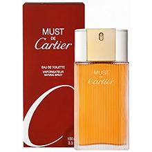 Cartier Must de Cartier EdT 100ml