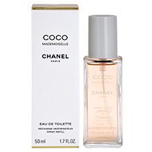 Chanel Coco Mademoiselle EdT 50ml náplň