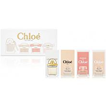 Chloe Miniatury Dárková sada Les Parfums 4 miniatur v krabičkách