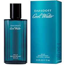 Davidoff Cool Water Deodorant spray 75ml