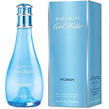 Davidoff Cool Water Woman Deodorant ve spreji 100ml