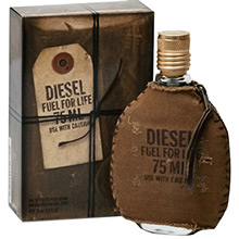 Diesel Fuel for Life for Men EdT 75ml