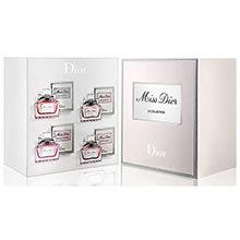 Dior Miss Dior Kolekce - sada 4 miniatur parfémů