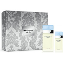 Dolce & Gabbana Light Blue Dárková sada EdT 100ml + EdT 25ml