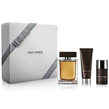 Dolce & Gabbana The One for Men Dárková sada EdT 150ml + sprchový gel 50ml + tuhý deodorant 75ml
