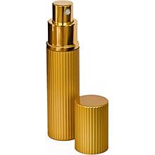 Flakon plnitelný zlatý 15ml