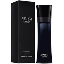 Giorgio Armani Black Code EdT 125ml