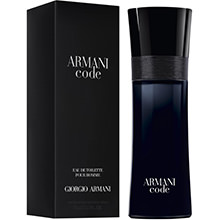 Giorgio Armani Black Code EdT 75ml