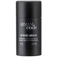 Giorgio Armani Black Code Tuhý deodorant 75ml