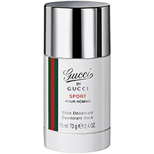Gucci Gucci by Gucci Sport pour Homme Tuhý deodorant 75ml