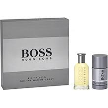 Hugo Boss No 6 Dárková sada EdT 50ml + tuhý deodorant 75ml