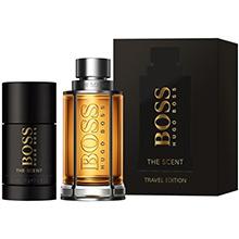 Hugo Boss The Scent Sada EdT 100ml + tuhý deodorant 75ml