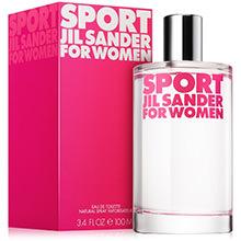 Jil Sander Sport for Women EdT 100ml