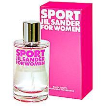 Jil Sander Sport for Women EdT 100ml
