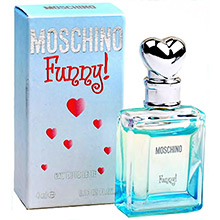 Moschino Funny Miniatura EdT 4ml