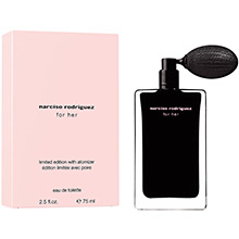 Narciso Rodriguez For Her EdT 75ml s pumpičkou
