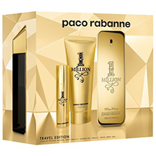 Paco Rabanne 1 Million Dárková sada EdT 100ml + EdT 10ml + sprchový gel 100ml