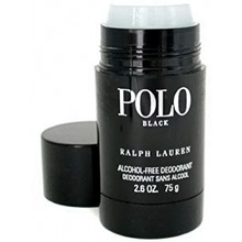 Ralph Lauren Polo Black Tuhý deodorant 75ml