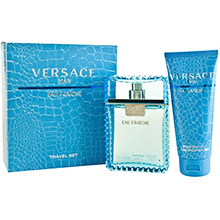 Versace Man Eau Fraiche Sada EdT 100ml + sprchový gel 100ml