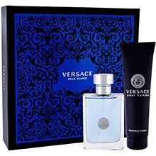 Versace Versace pour Homme Dárková sada EdT 100ml + sprchový gel 150ml